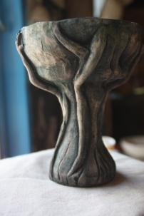 obra alumno taller cerámica