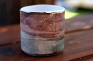 tasa cerámica